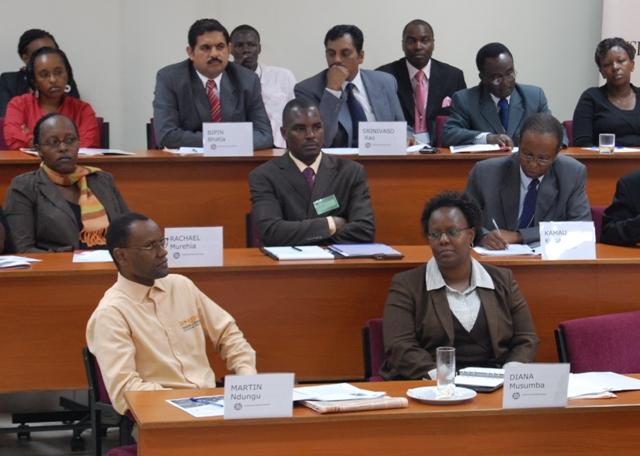 HR participants
